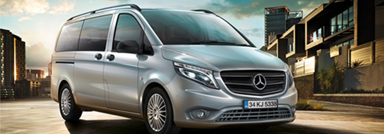 June 2019 - Mercedes Vito 10% Discount